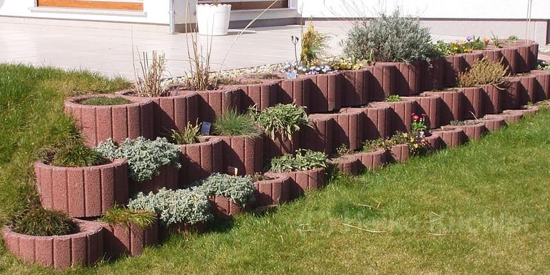 Garten- und Landschaftsbau (GaLaBau) Heiko Küchler - Mauer aus ...